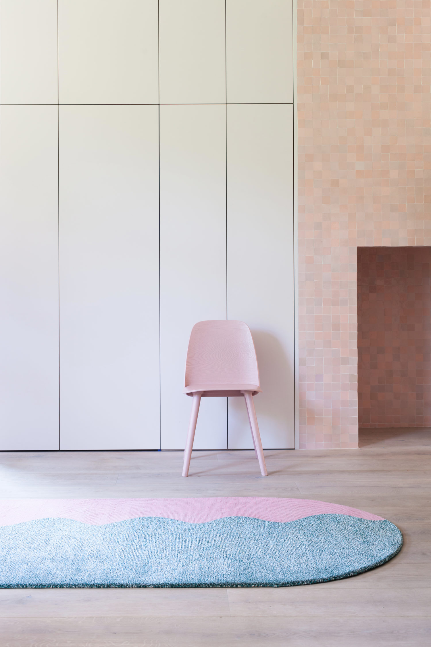 2LG x FLOOR_STORY collection is a textile story of the pair's home restoration.