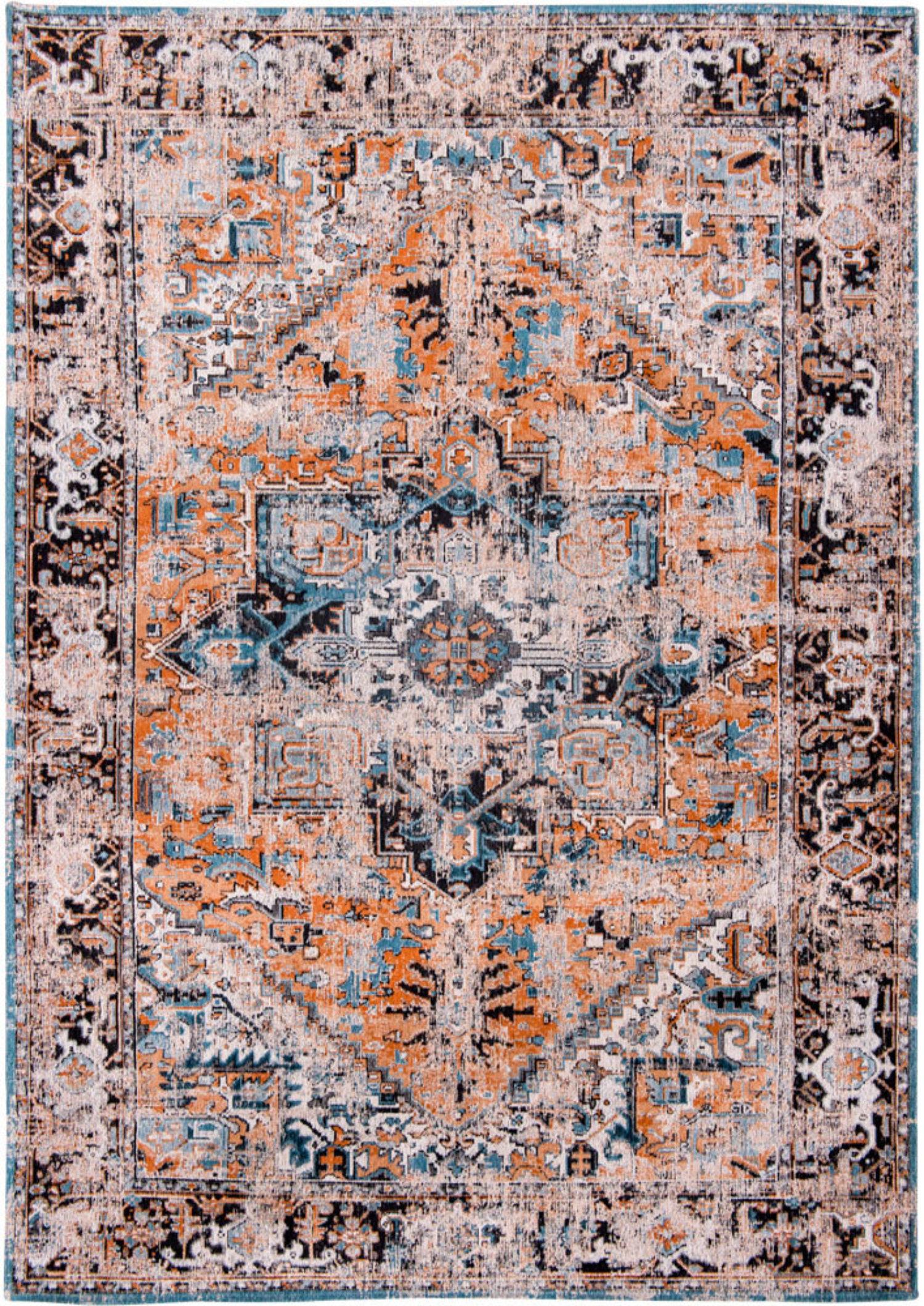 Antiquarian Antique Heriz - Serayorange 8705