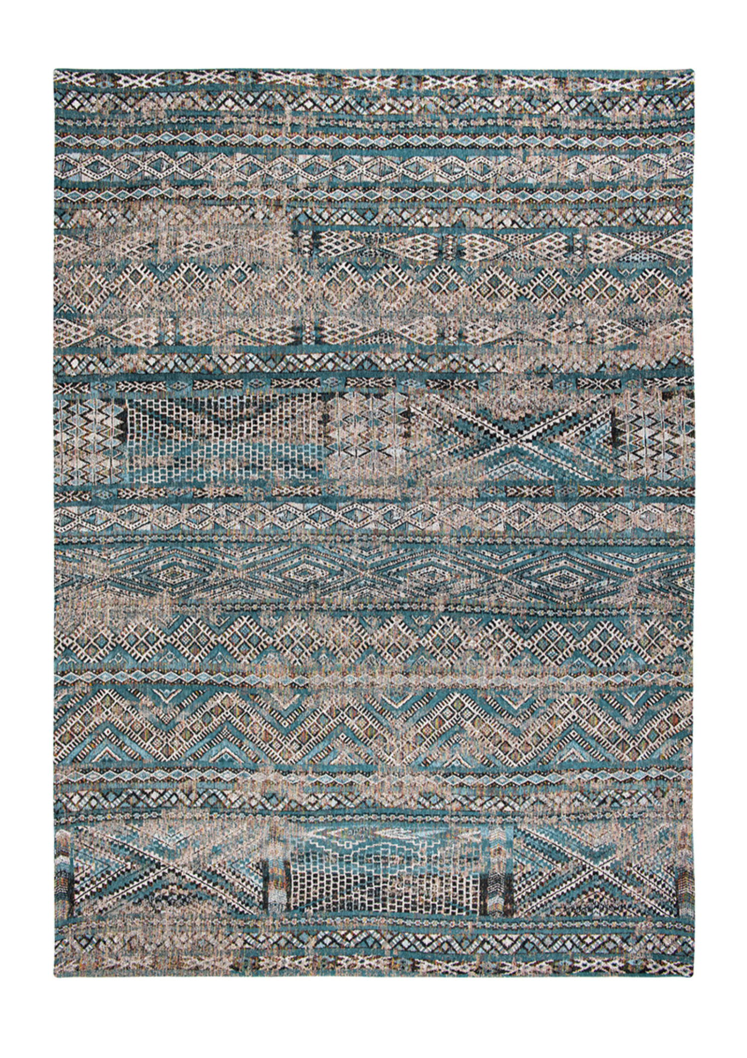 Antiquarian Collection - Kilim Zemmuri Blue 9110