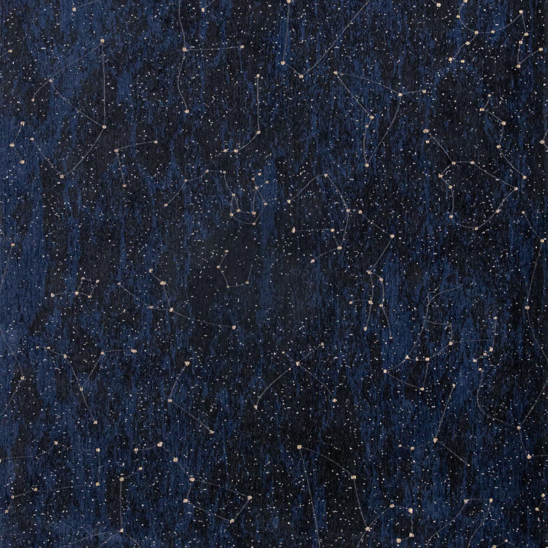 Christian Fischbacher Collection - Celestial Midnight Blue 9060