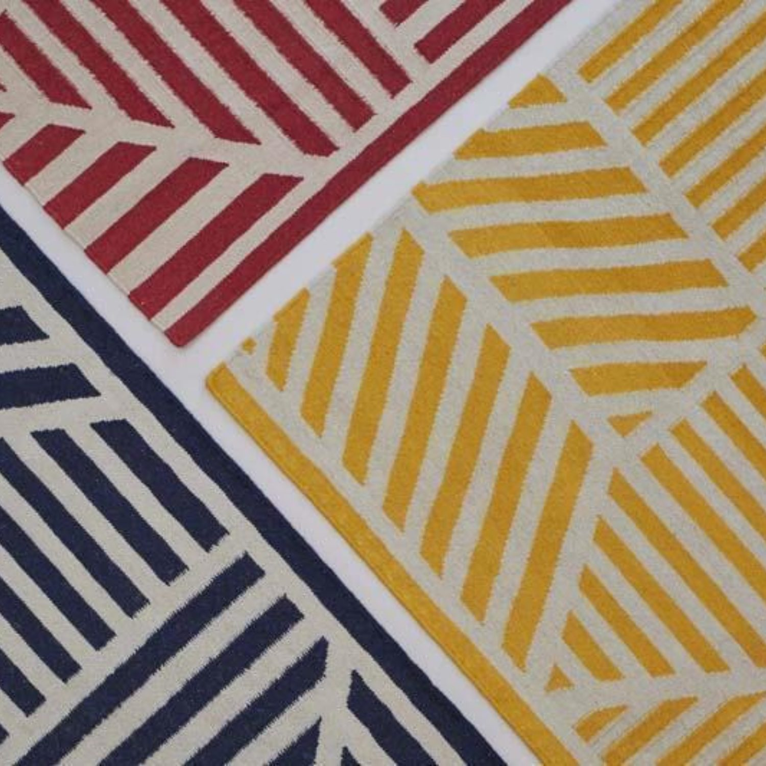 A linear geometric design that has become a classic