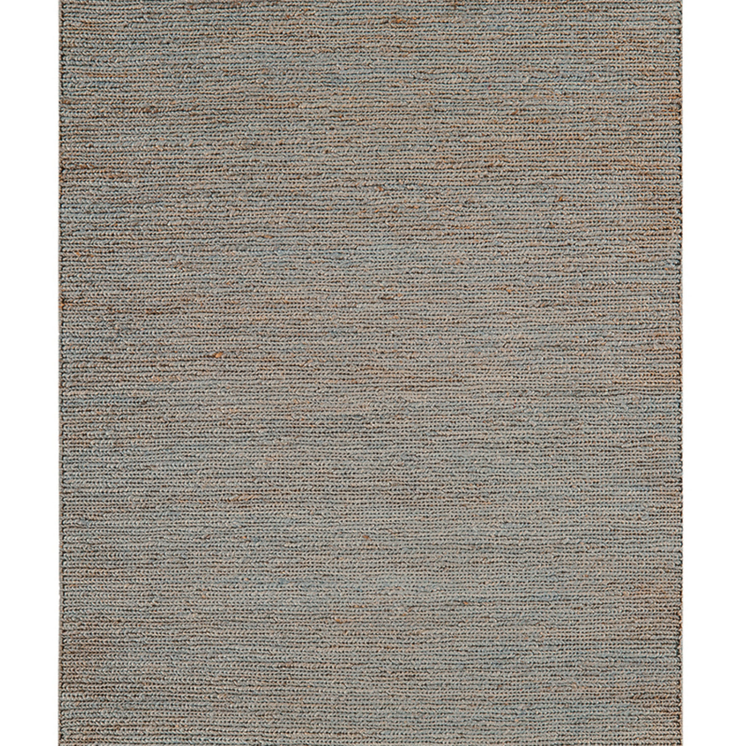 Rustic hand woven juste rug