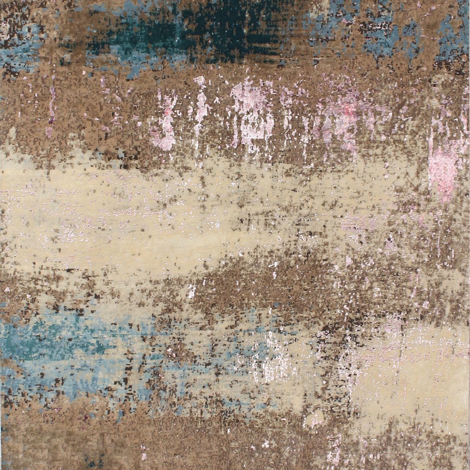 An exquisitely made modern abstract quality