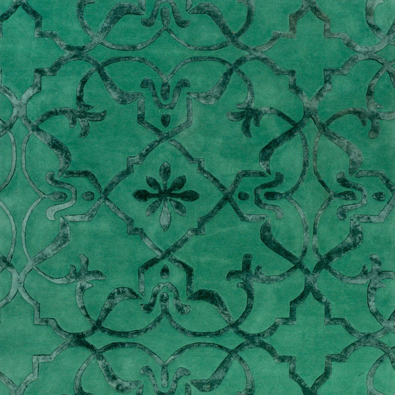 Embossed Jade