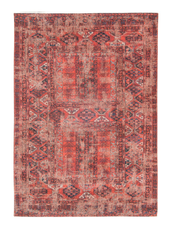 Antiquarian Antique Hadschlu - Red 8719