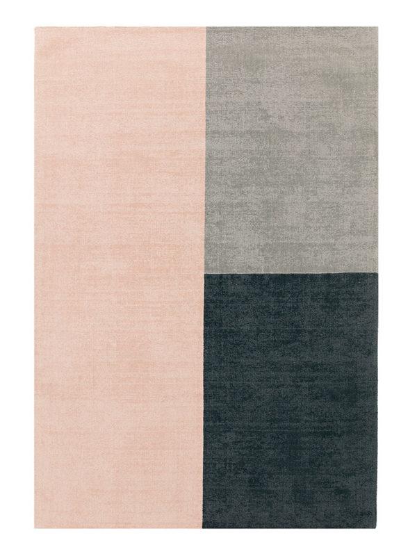 Colour Block Pink