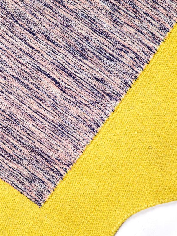 Portal in Yellow Flatweave
