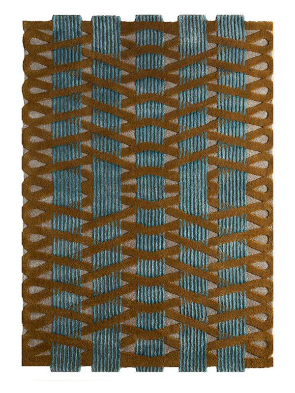 Intertwine Turquoise