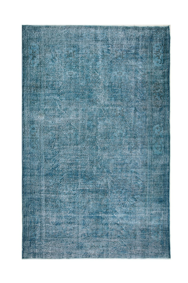 Vintage Overdyed Blue 6487
