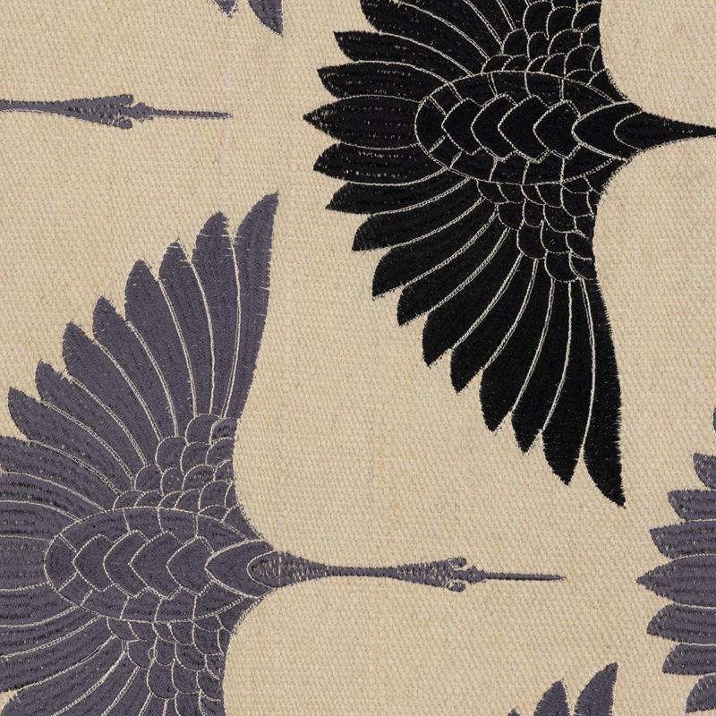 Birds Black and Grey
