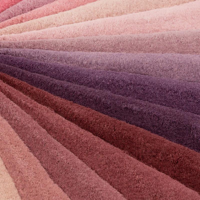 Chroma Pink Wool