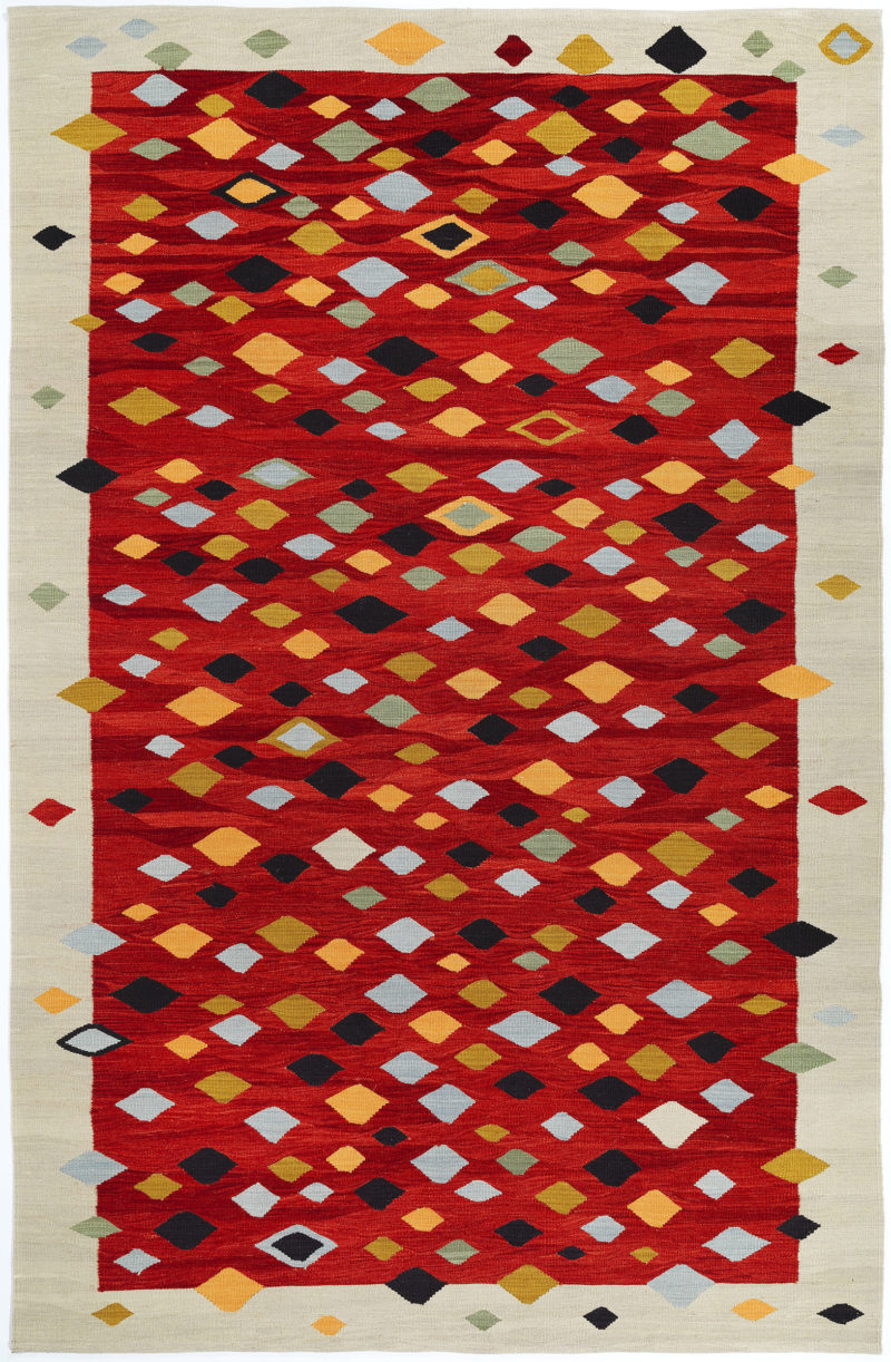 Manzara Kilims Collection - Sille