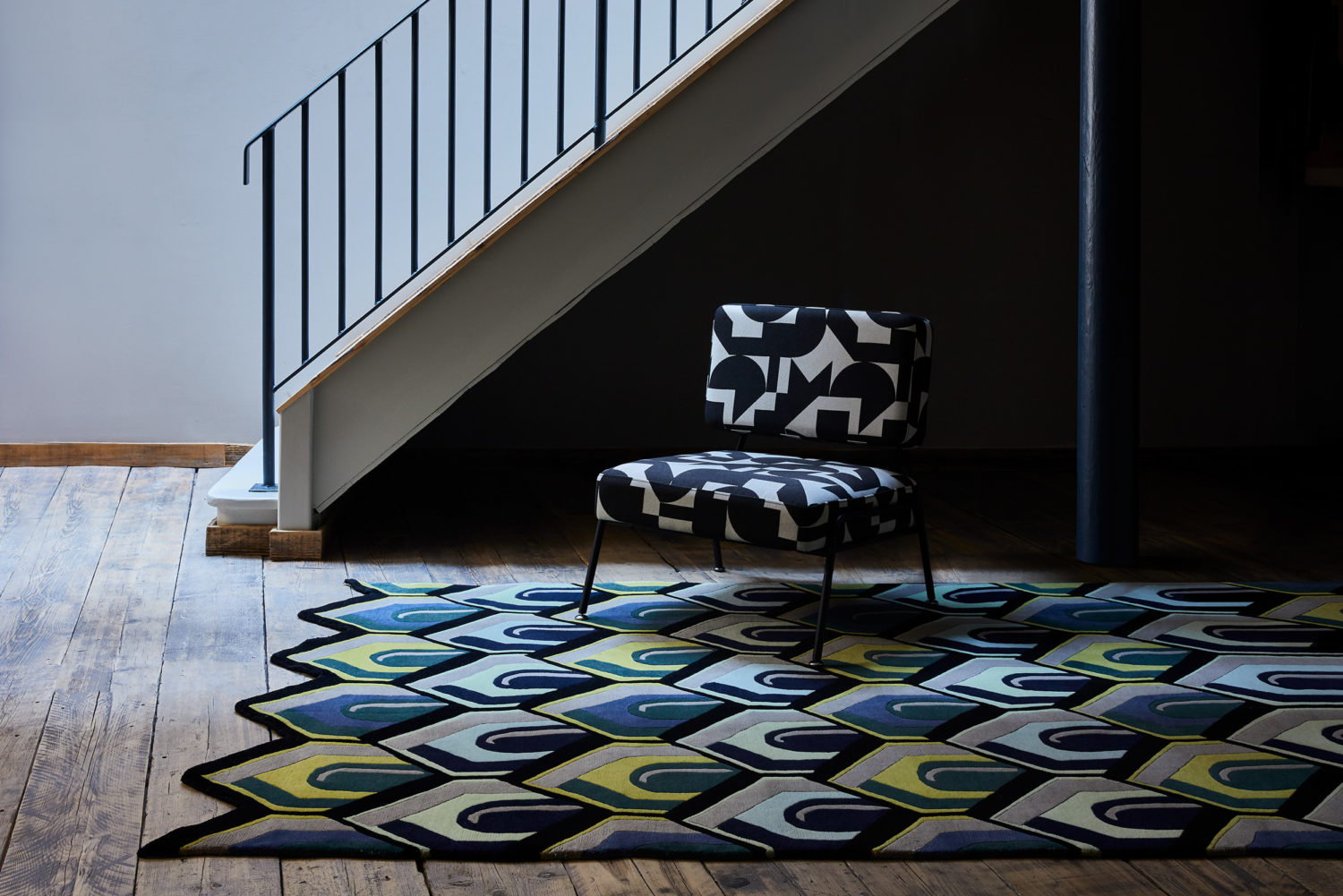 A design that draws its inspiration from the culture of India