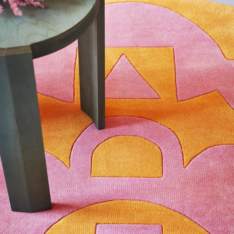 Armerina Pink and Orange