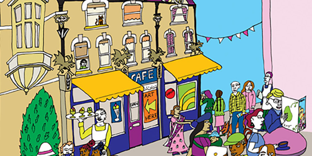 This week sees the start of the E17 Art Trail