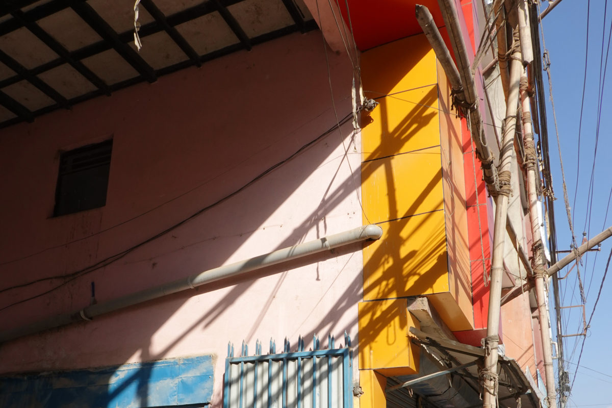 Colours and Shadows from our trip to Nepal