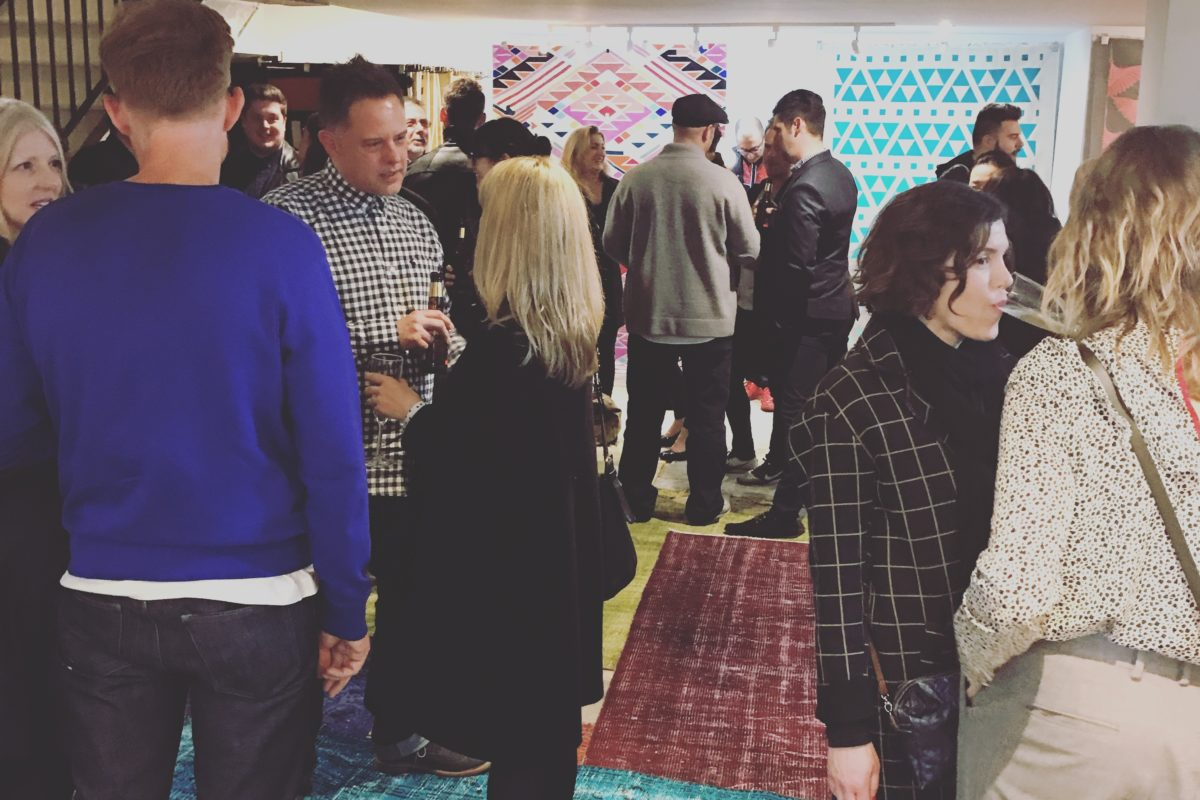 Showroom Opening Party