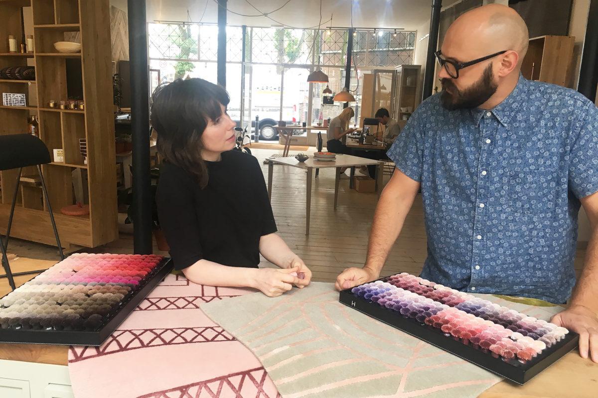 Designer Sessions: Josephine Ford