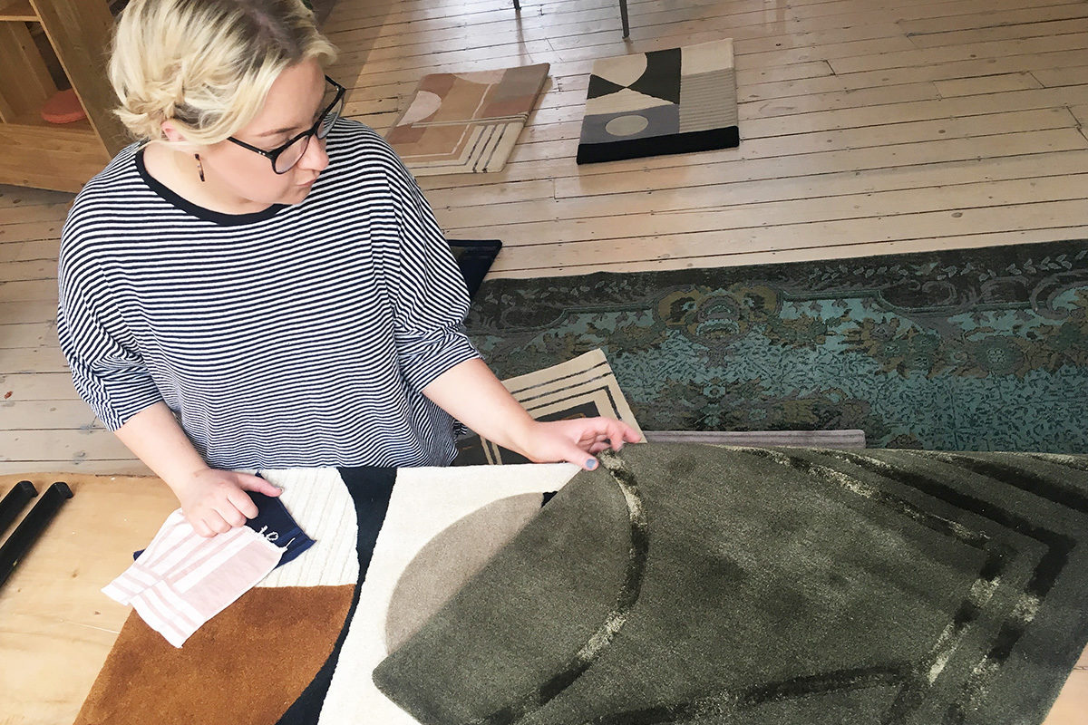 Designer Sessions: Catherine MacGruer