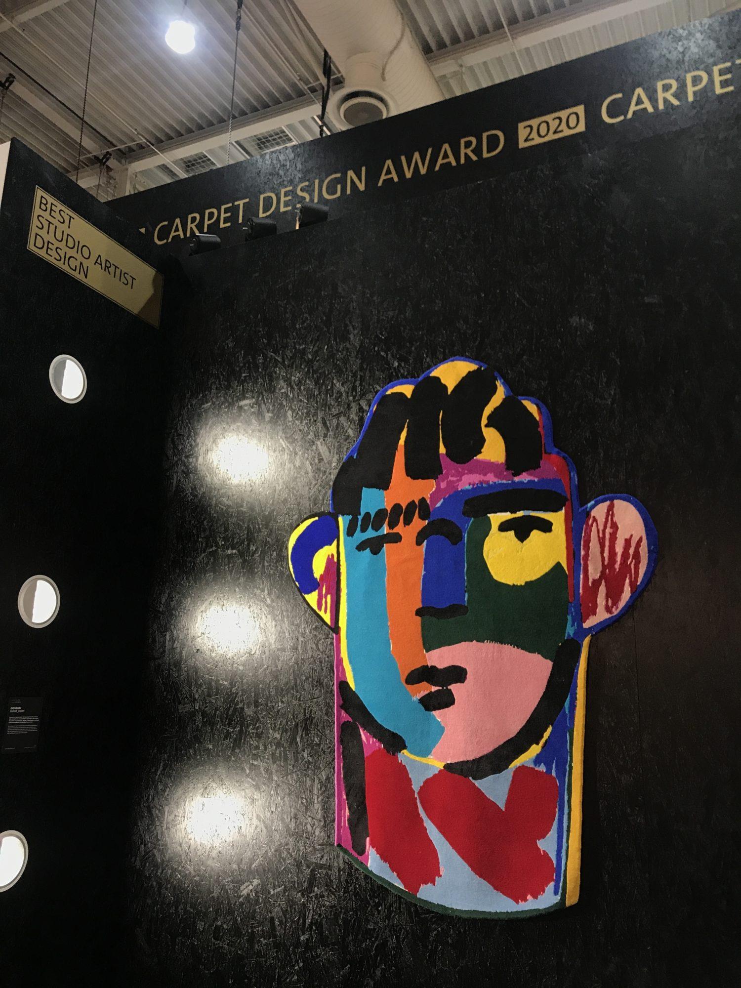 Whoop, Whoop! Carpet Design Awards 2020