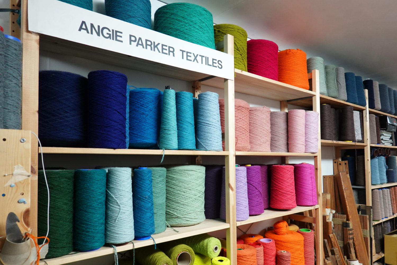 A Day with Angie Parker Textiles