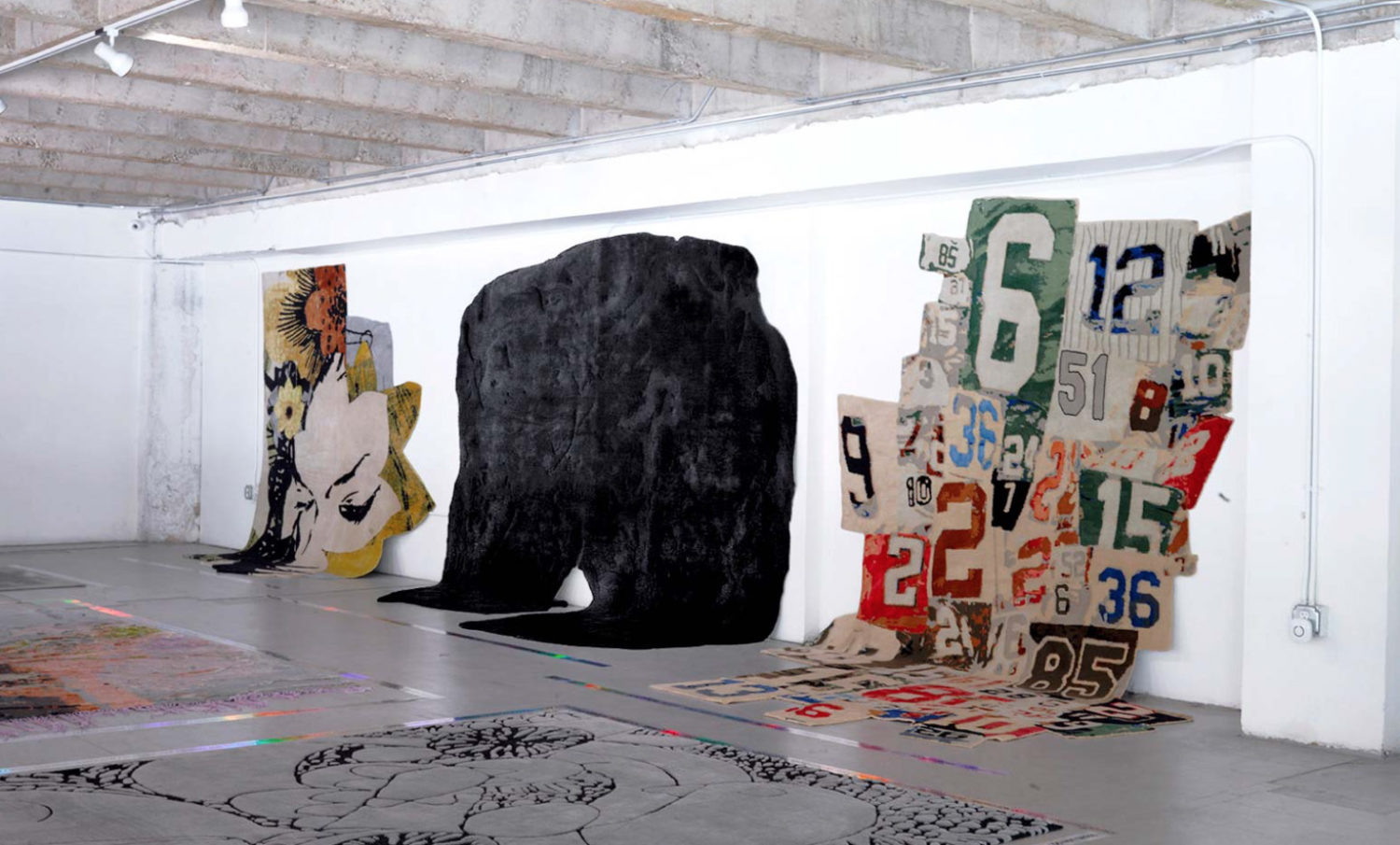 Art and rug worlds collide in LA