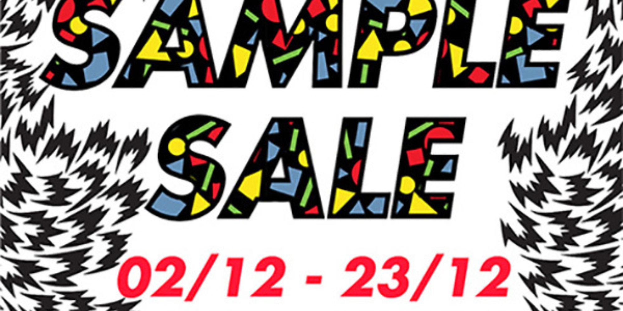 Eley Kishimoto Sample Sale